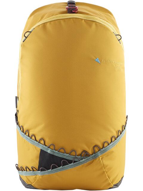 Klättermusen Bure Climbing Backpack 20l dark honey ltd